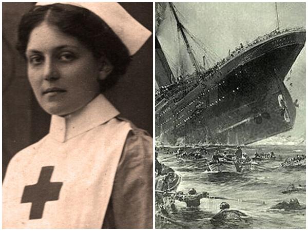 'Rùng mình' chuyện nữ y tá từng làm việc trên tàu Titanic may mắn 3 lần thoát 'cửa tử' khiến ai nấy cũng cảm thấy khó tin