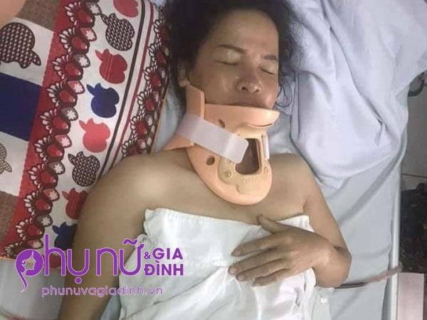 Hoàn cảnh thương tâm của người phụ nữ nguy kịch vì tai nạn giao thông không tiền cứu chữa