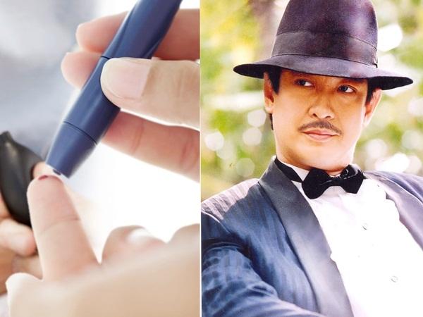 Điều cần biết về bệnh tiểu đường nghệ sĩ Chánh Tín phải đối mặt trong nhiều năm qua