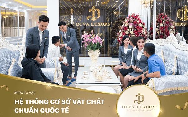 Viện thẩm mỹ Diva lọt Top spa, thẩm mỹ viện uy tín tại Sài Gòn - Ảnh 4