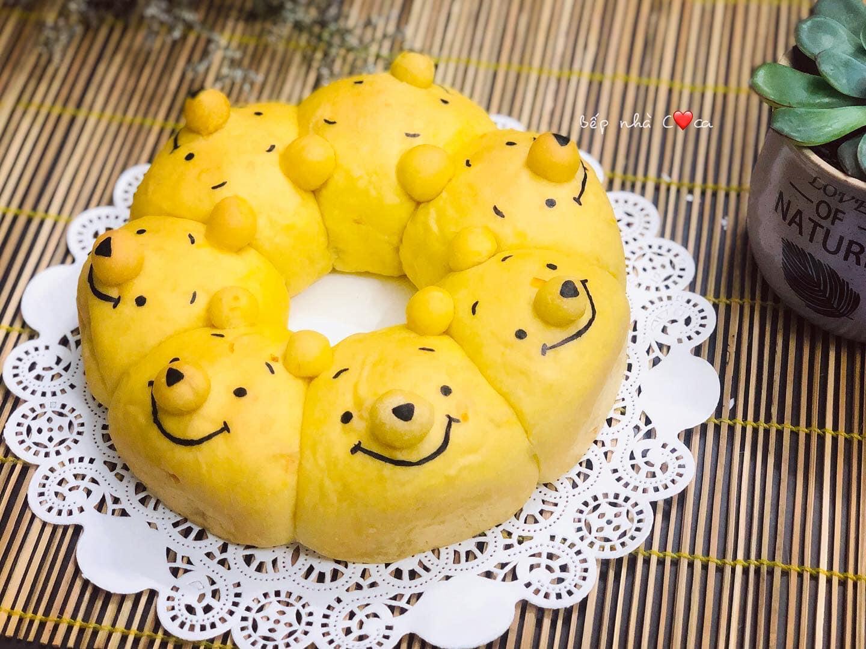 Mẹ đảm mách chị em cách làm bánh mỳ hoạt hình siêu cute khiến các bé mê tít - Ảnh 3