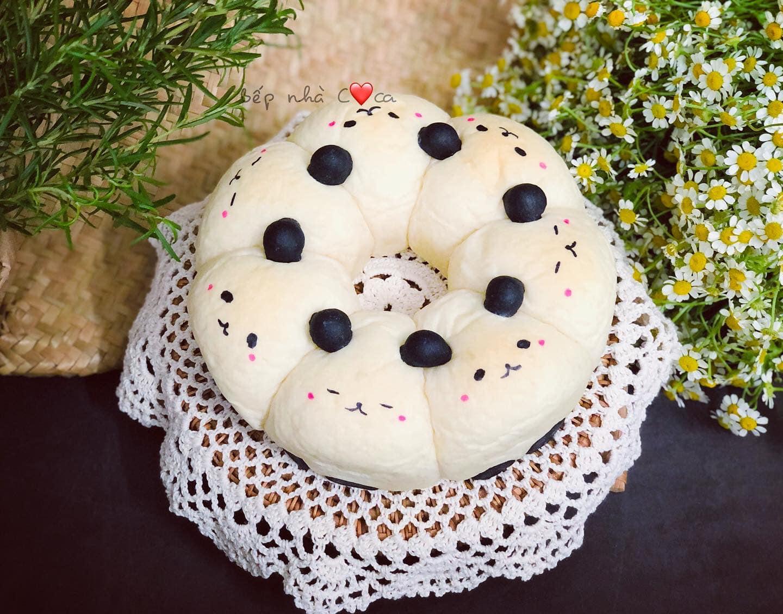 Mẹ đảm mách chị em cách làm bánh mỳ hoạt hình siêu cute khiến các bé mê tít - Ảnh 9