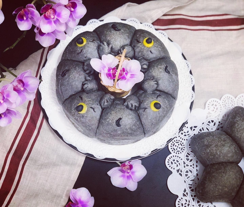 Mẹ đảm mách chị em cách làm bánh mỳ hoạt hình siêu cute khiến các bé mê tít - Ảnh 18