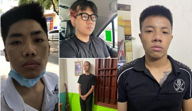 Lời khai gây 'sốc' của 4 kẻ cướp xe máy nữ lao công ở Hà Nội: Mang kiếm trong người, cướp tài sản để lấy tiền tiêu - Ảnh 1