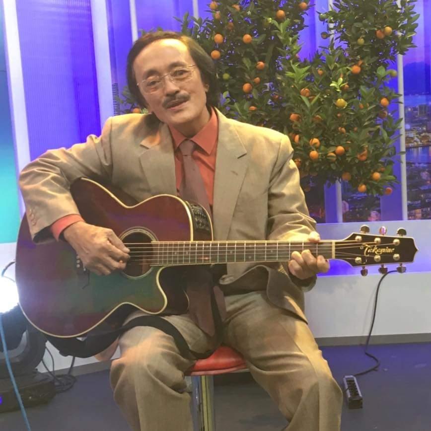 Thông tin tang lễ nghệ sĩ Giang Còi: 'Ông muốn chôn cùng cây đàn guitar, điếu xì gà và ca khúc ông yêu thích' - Ảnh 2