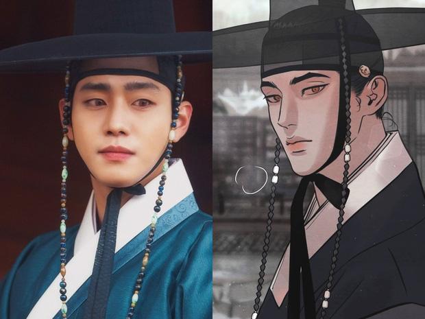 Tạo hình diễn viên nam Hàn Quốc giống hệt một 'thiếu gia cuồng sex' nổi tiếng gây tranh cãi? - Ảnh 1
