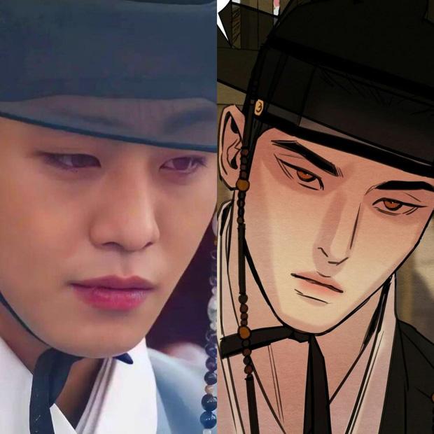 Tạo hình diễn viên nam Hàn Quốc giống hệt một 'thiếu gia cuồng sex' nổi tiếng gây tranh cãi? - Ảnh 3