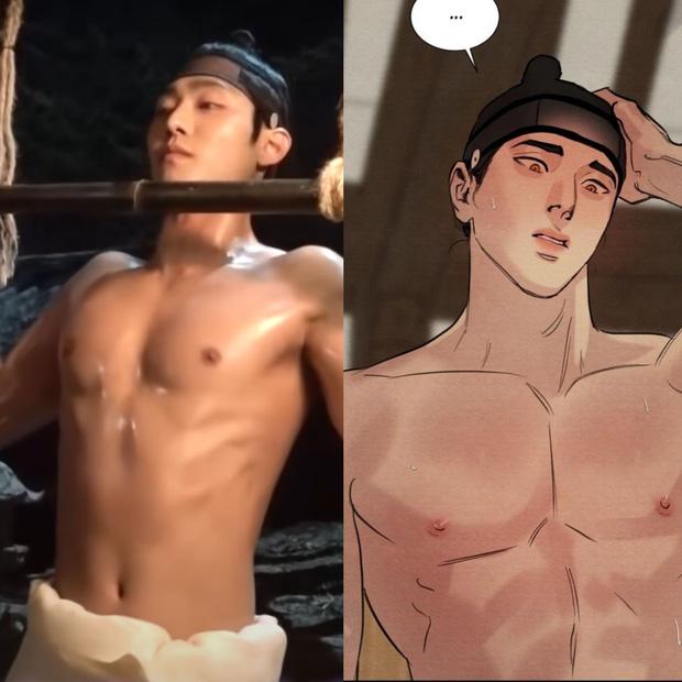 Tạo hình diễn viên nam Hàn Quốc giống hệt một 'thiếu gia cuồng sex' nổi tiếng gây tranh cãi? - Ảnh 4
