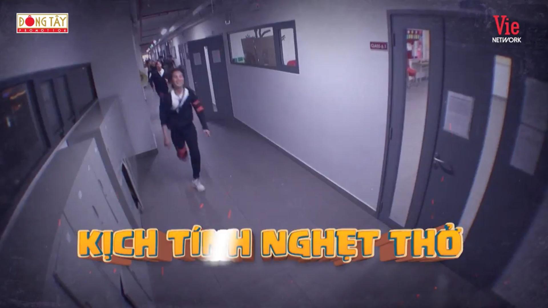 Running Man tập 1: Trường Giang bị 'truy sát', Jack không những xuất hiện mà còn lăm le xé bảng tên Liên Bỉnh Phát - Ảnh 5