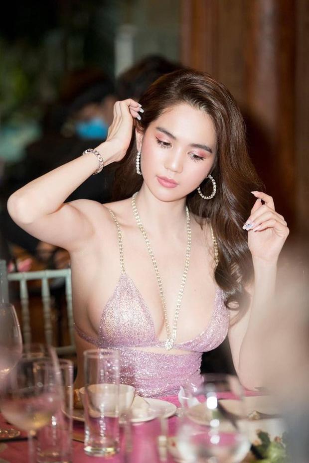 Bị VTV điểm mặt chỉ tên, Ngọc Trinh vẫn thản nhiên đăng ảnh 'mặc như không mặc' khiến dân mạng 'nóng mắt' - Ảnh 1