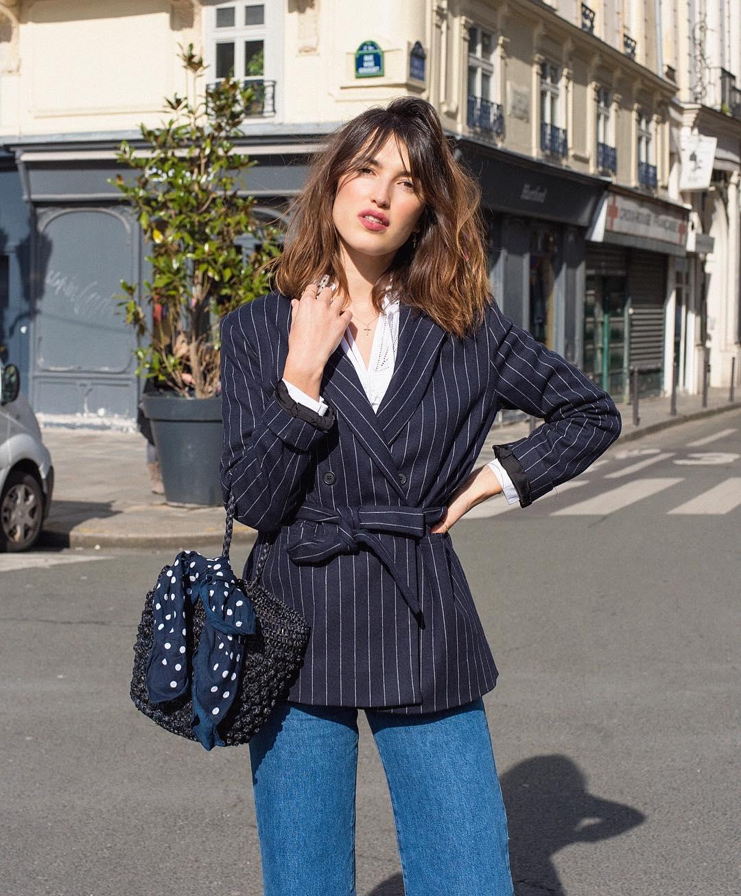 Hội IT Girl nước Pháp có đến 9 bí kíp diện đồ để không bao giờ mặc xấu, chỉ thanh lịch và sang chảnh trở lên - Ảnh 16