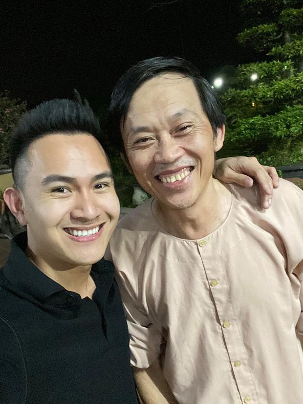 NÓNG: Giữa tin đồn 'không phải con trai Hoài Linh', Võ Lê Thành Vinh đã chính thức lên tiếng - Ảnh 2