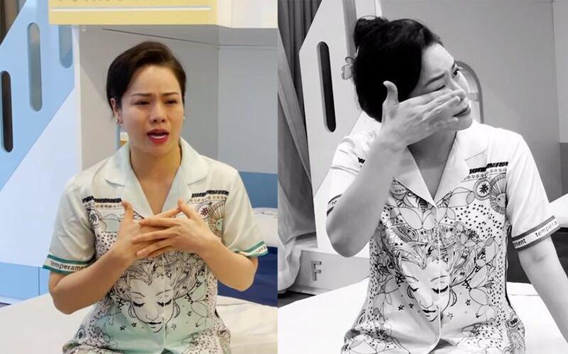 Nhật Kim Anh rơi lệ khi nhắc đến chồng cũ, tiết lộ lý do chưa đón con trai về sống cùng - Ảnh 2