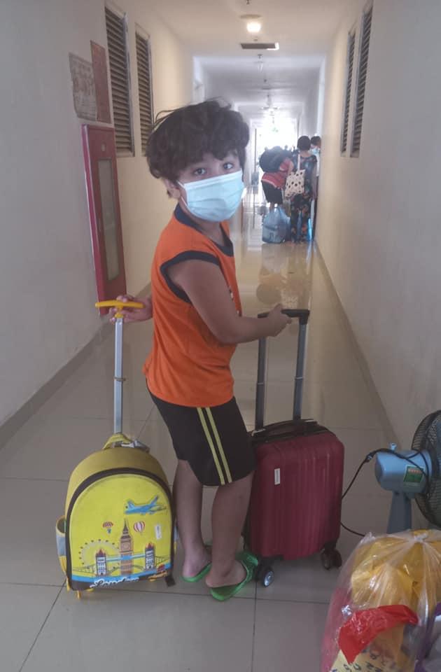 Tin vui: Diễn viên Kim Đào và con trai 10 tuổi đã chữa khỏi Covid-19 sau 14 ngày điều trị, dàn sao Vbiz thở phào! - Ảnh 2