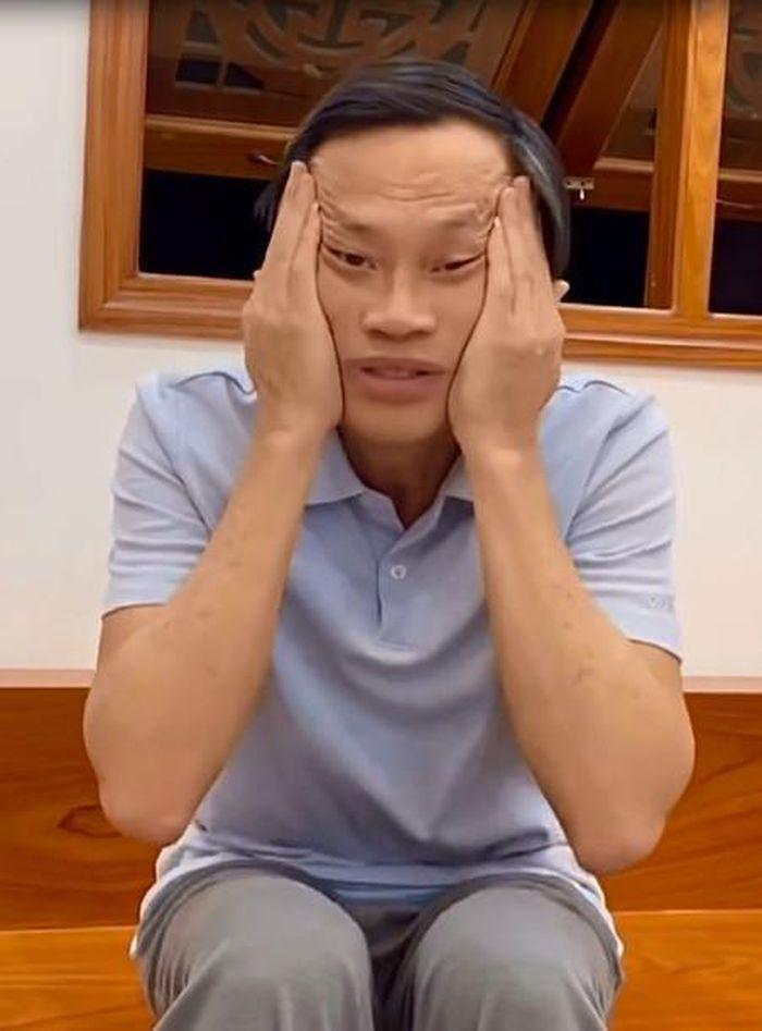 Bất ngờ xuất hiện clip nghệ sĩ Hoài Linh 'tái xuất' rạng rỡ, bắt trend TikTok cực đỉnh trong thời gian 'ở ẩn' - Ảnh 1