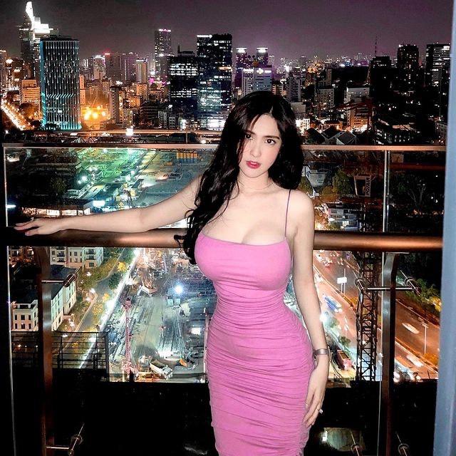 'Thiên thần áo dài Đồng Tháp' 2K2 đốn tim các thanh niên FA nhờ sở nhan sắc xinh đẹp cùng thân hình bốc lửa - Ảnh 5