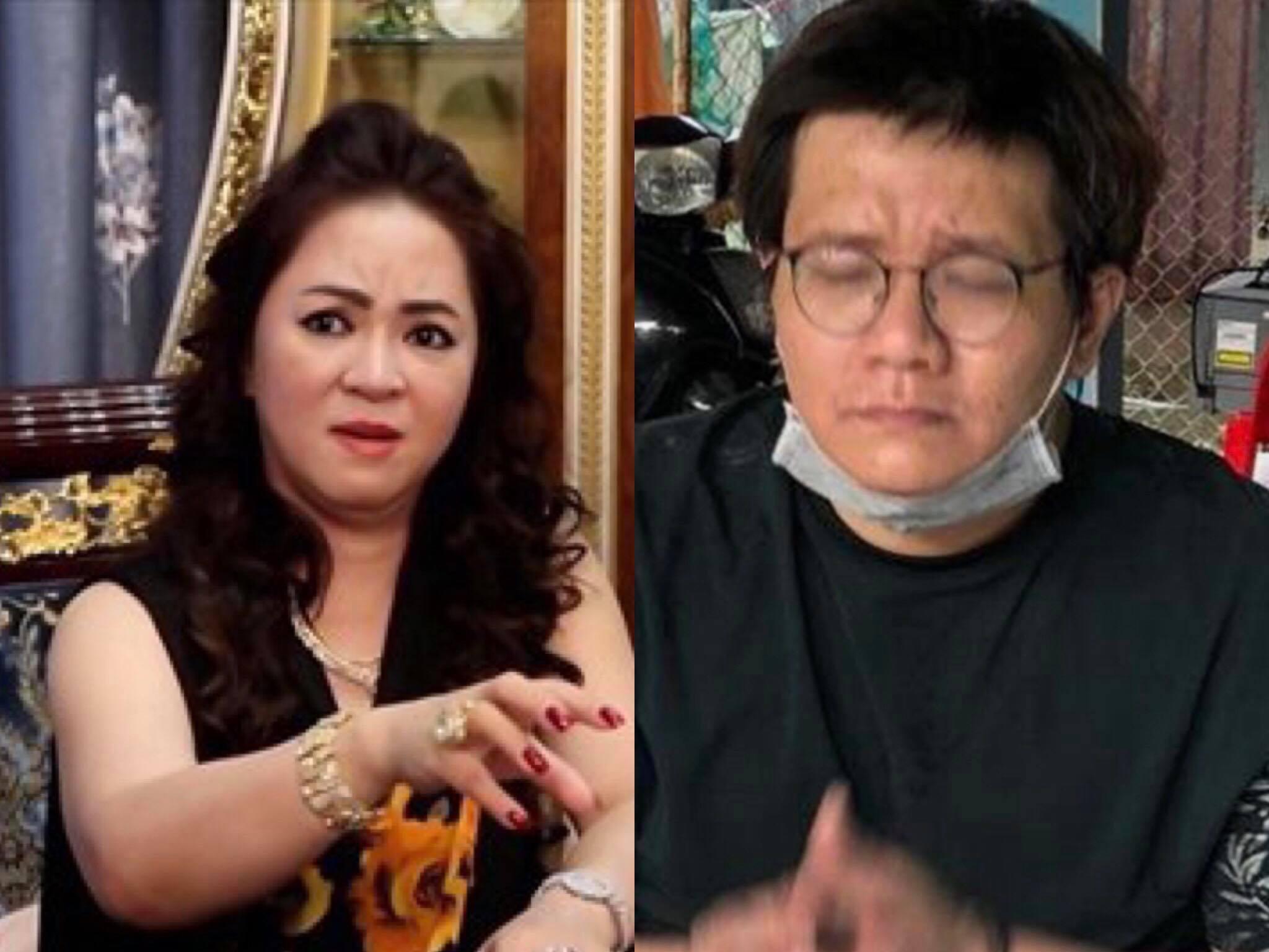 Bà Phương Hằng tiết lộ tình tiết mới về vợ Nhâm Hoàng Khang cực 'sốc' trong livestream mới khiến cư dân mạng 'xót xa'