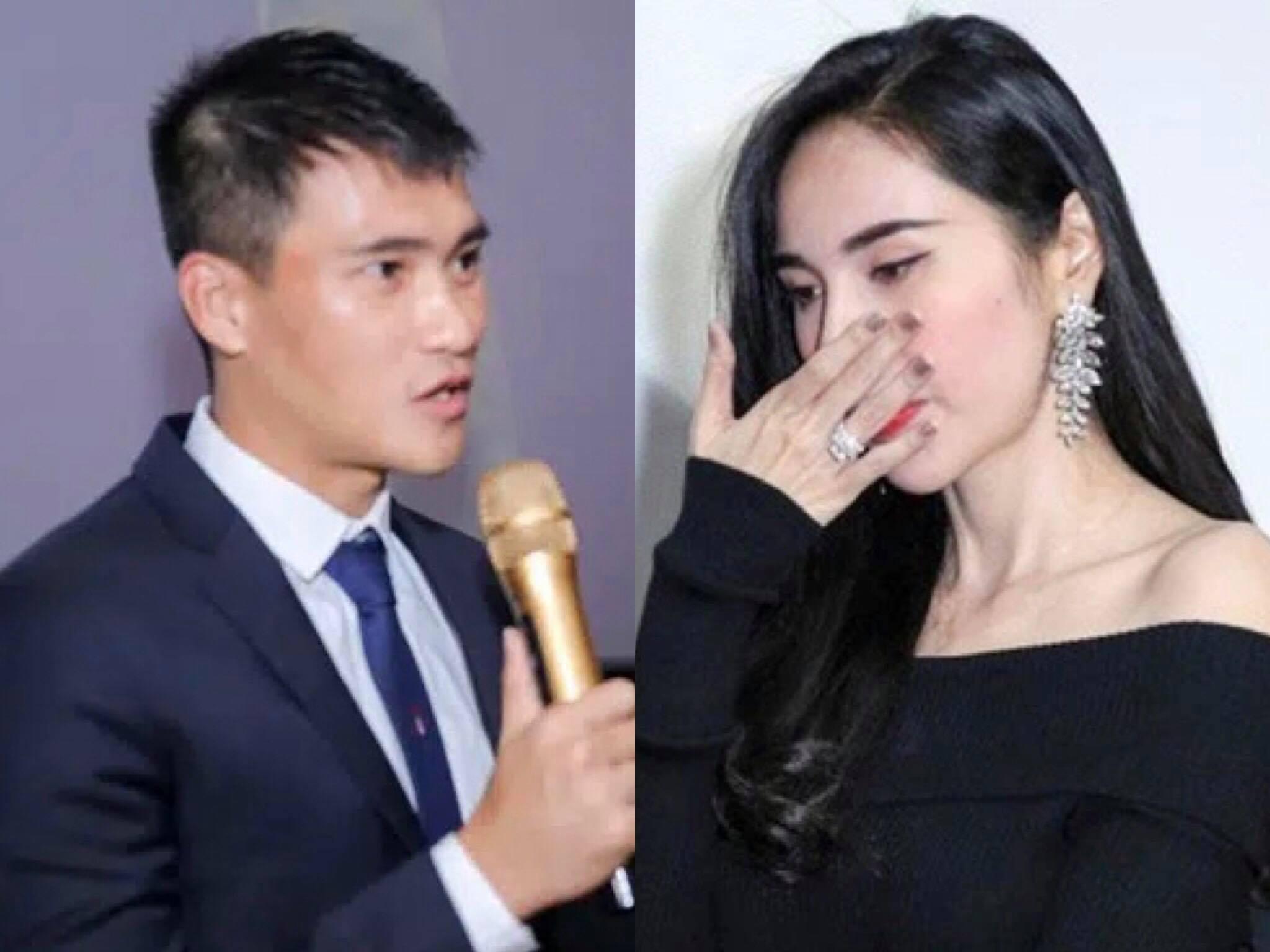 BIẾN: Thủy Tiên bị tố 'nhận vơ' cả trăm tấn lương thực giúp đỡ Sài Gòn, Công Vinh lần đầu khó chịu phán 'cực gắt' khiến antifan 'câm nín' tuyệt đối