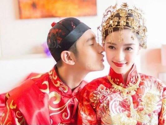 Huỳnh Hiểu Minh về chung nhà Angela Baby là do mẹ chồng yêu thích?