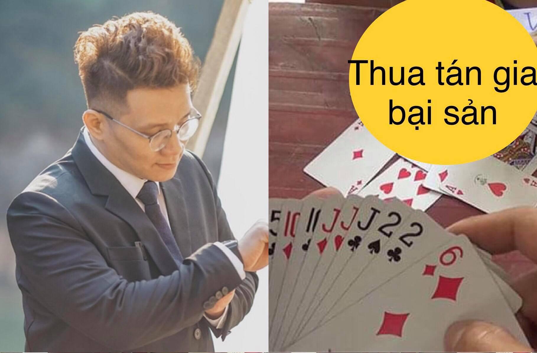 Nhâm Hoàng Khang bất ngờ 'bắt bài' status của giọng ca 'Kiếp đỏ đen', ẩn ý 'người xấu sống rạo rực'
