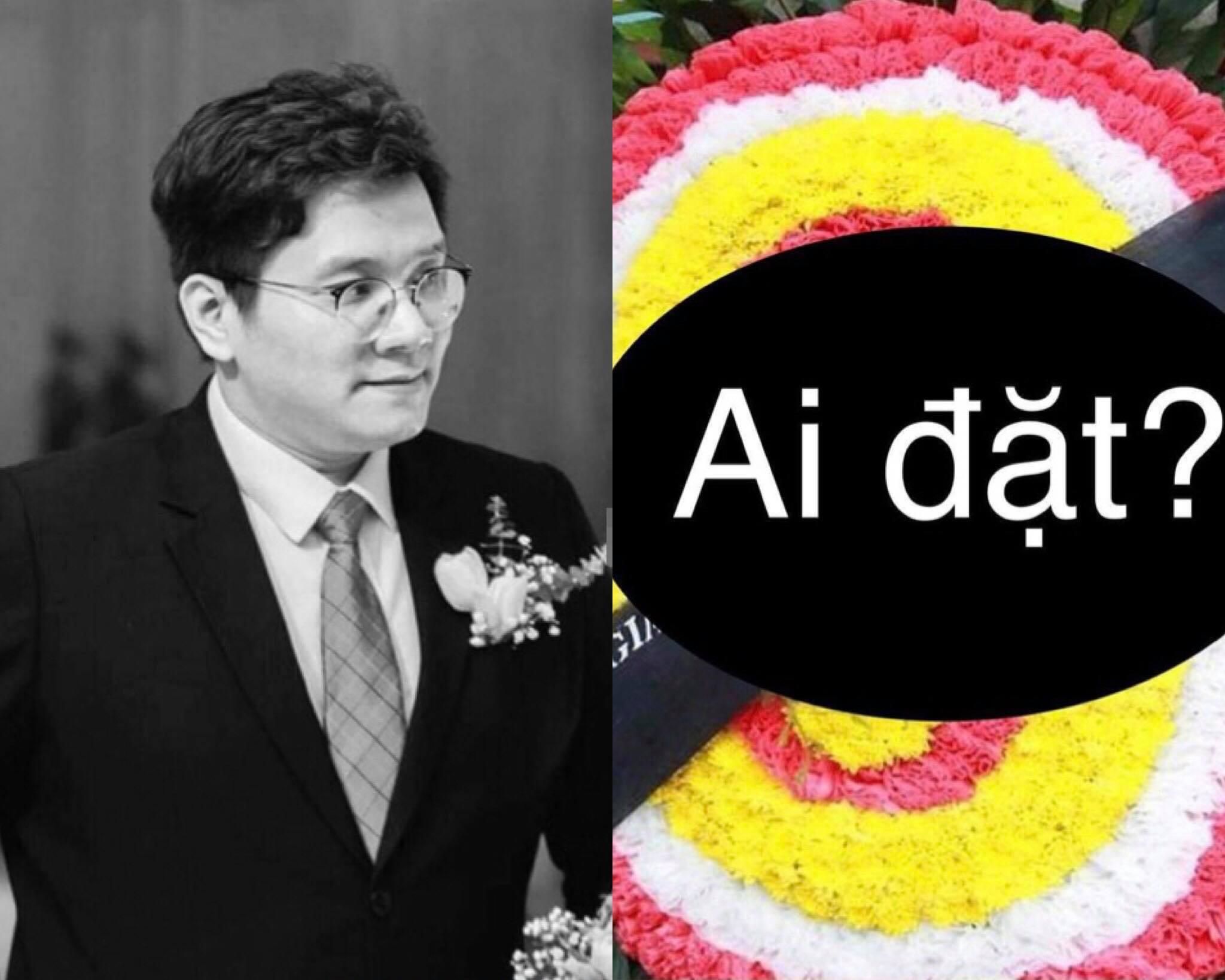 NÓNG: Kẻ lạ mặt bí ẩn giả danh đặt hoa tang cho Nhâm Hoàng Khang