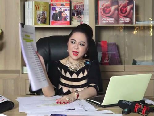 Bà Phương Hằng thông báo livestream 'nóng' sau cam kết rút kinh nghiệm với Sở TT&TT Bình Dương