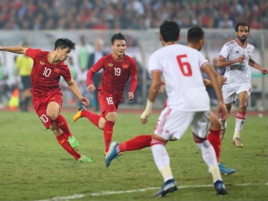 CĐV Trung Quốc 'e ngại' thầy trò HLV Park Hang Seo: 'Việt Nam đã không như xưa. Dù chỉ xếp nhì bảng nhưng họ vẫn rất mạnh'