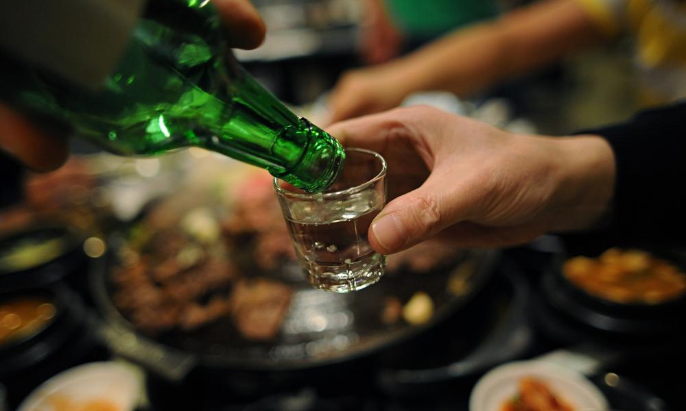 Uống rượu không bị say