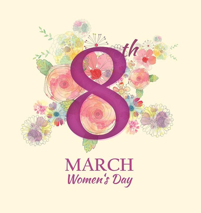 Chúc mừng ngày Quốc tế Phụ nữ