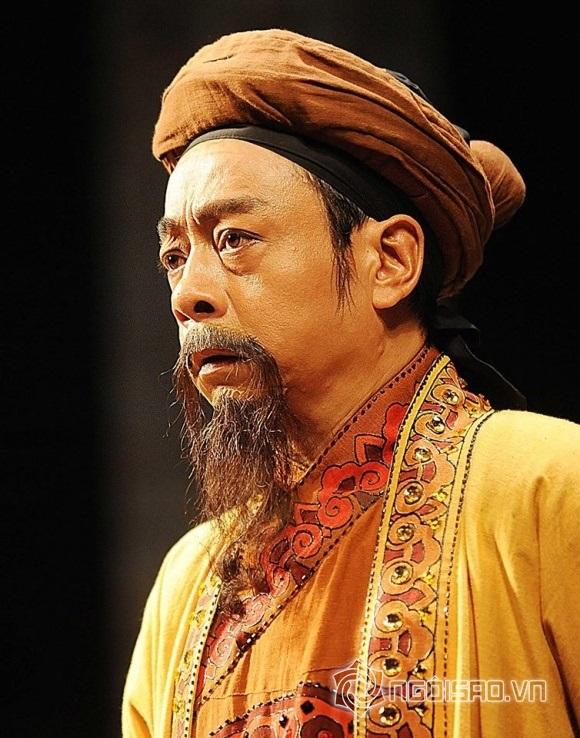Nghệ sĩ Hoàng Dũng coi Nhà hát Kịch Hà Nội như ngôi nhà thứ hai của mình.