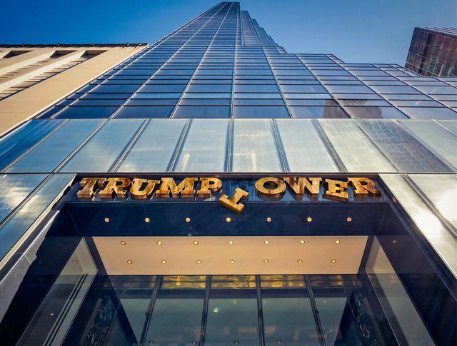 Bên trong Tháp Trump - tượng đài trị giá 300 triệu đô la Mỹ của Tổng thống Hoa Kỳ - Ảnh 3