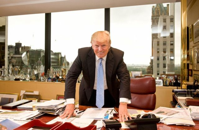 Bên trong Tháp Trump - tượng đài trị giá 300 triệu đô la Mỹ của Tổng thống Hoa Kỳ - Ảnh 4