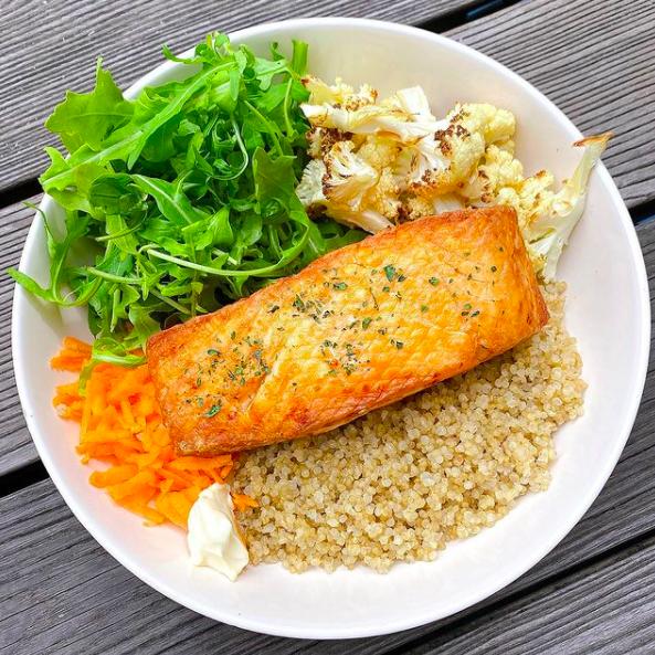 Đây là loại cá thường xuyên xuất hiện trong thực đơn giảm cân, khỏe đẹp của 'chị đẹp' Hà Tăng, bạn cũng nên học theo để tốt cho cả da lẫn dáng - Ảnh 6