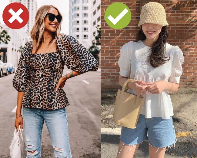 4 sai lầm 'chí mạng' khiến style của chị em không khá lên được, đến hội BTV cũng phải né để không bao giờ mặc xấu - Ảnh 3