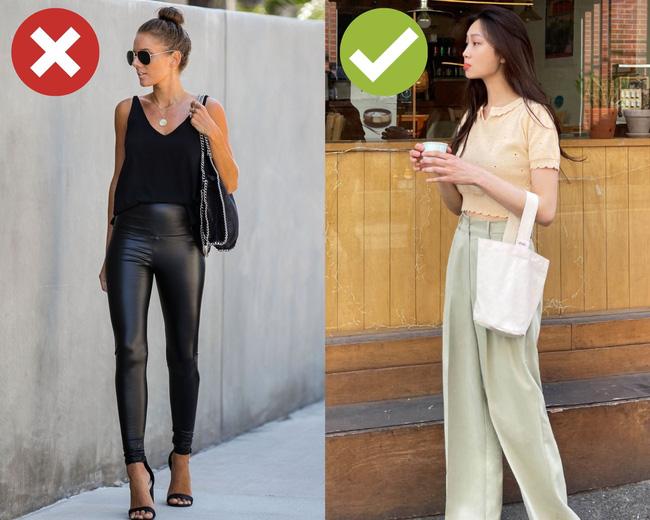 4 sai lầm 'chí mạng' khiến style của chị em không khá lên được, đến hội BTV cũng phải né để không bao giờ mặc xấu - Ảnh 4