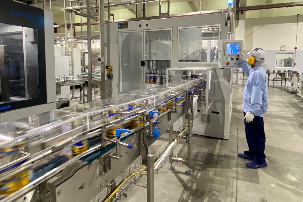 Hệ thống 'khủng' 13 nhà máy là nội lực giúp Vinamilk duy trì vị trí dẫn đầu thị trường sữa nhiều năm liền - Ảnh 9