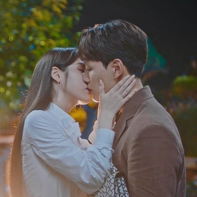 5 idol có chemistry ngọt nhất màn ảnh Hàn: Đỉnh như IU bảo sao toàn bị đồn phim giả tình thật - Ảnh 2