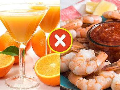Cảnh báo điều tối kỵ khi ăn tôm: Kết hợp với loại nước này ngon miệng nhưng lại 'rước họa vào thân'