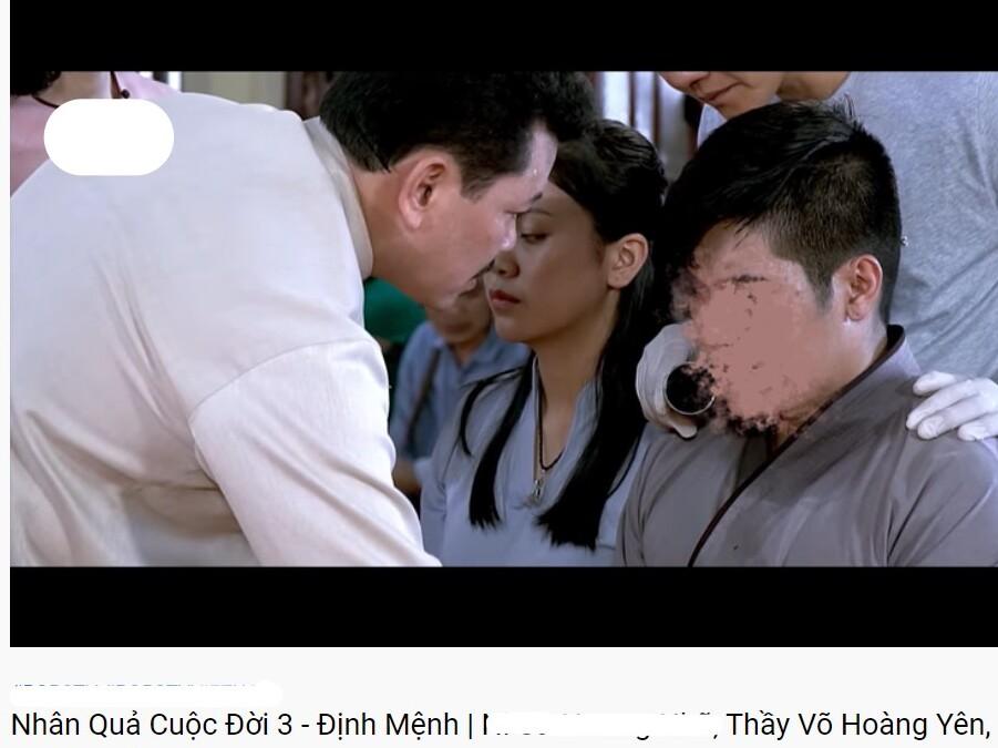 CĐM ngã ngửa trước sự thật của đoạn clip có nam diễn viên giả mù cho 'thần y' Võ Hoàng Yên trị bệnh