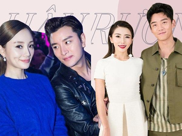 """4 cặp đôi Hoa ngữ trúng """"lời nguyền"""" chia tay sau khi dự đám cưới của Huỳnh Hiểu Minh và Angelababy, chính chủ cũng lao đao không kém"""