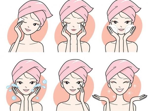 5 bước tẩy trang đúng cách để giữ da mịn màng, trẻ trung