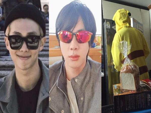 6 lần fan soi được bí mật của BTS qua ảnh phản chiếu: Soi bát inox ra người cởi trần, tủ lạnh tiết lộ danh tính