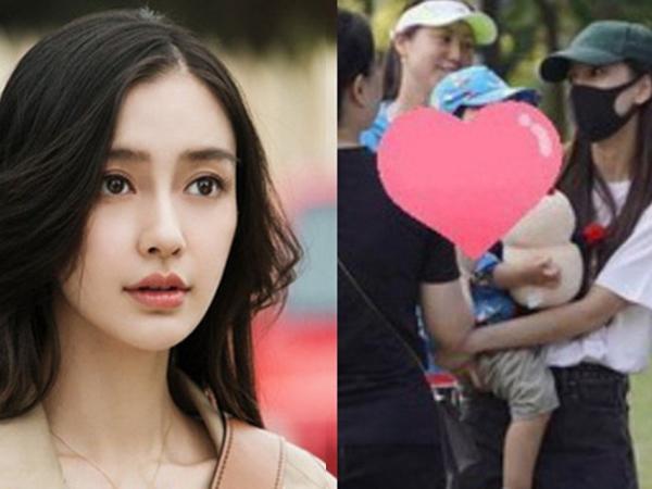 """Ầm ĩ nhất Weibo hôm nay: Fan chỉ trích con trai 3 tuổi """"ngáng đường"""" sự nghiệp Angela Baby, đầu đuôi sự việc là sao?"""