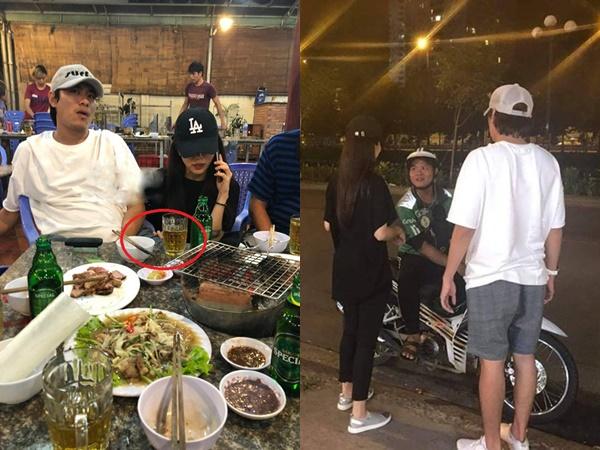 """An Nguy vui vẻ bên Kiều Minh Tuấn đón sinh nhật giữa nghi vấn """"phim giả tình thật"""""""