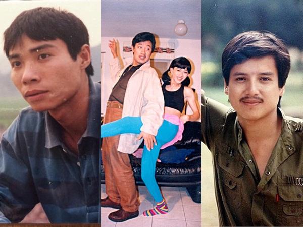 Ảnh thời trẻ của Hoài Linh và các nghệ sĩ hài