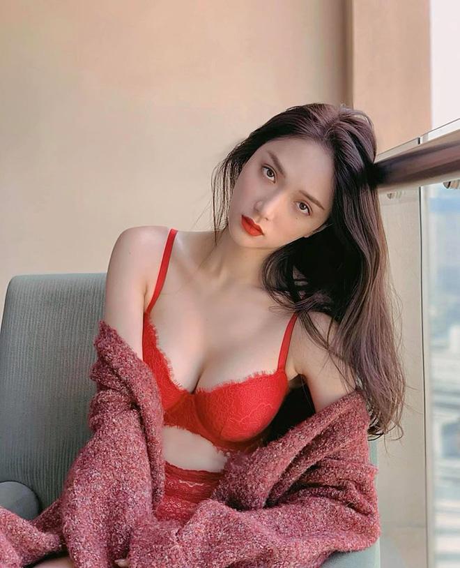 Giữa scandal của người yêu mới, Hoa hậu Hương Giang 'tung đòn cà khịa cực nóng bỏng' - Ảnh 3
