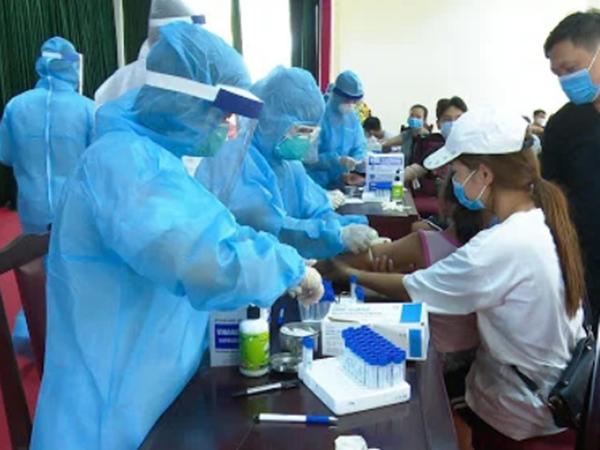 Hà Nội đã có kết quả xét nghiệm PCR cho hơn 3.000 người về từ Đà Nẵng - Ảnh 1