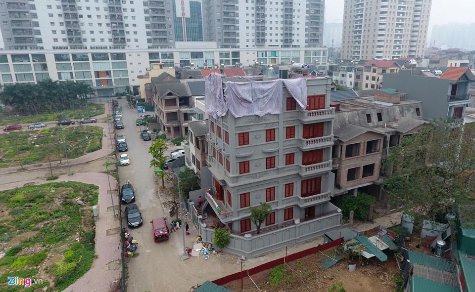 Cận cảnh biệt thự sai phép của gia đình ông Nguyễn Thanh Hóa - Ảnh 2