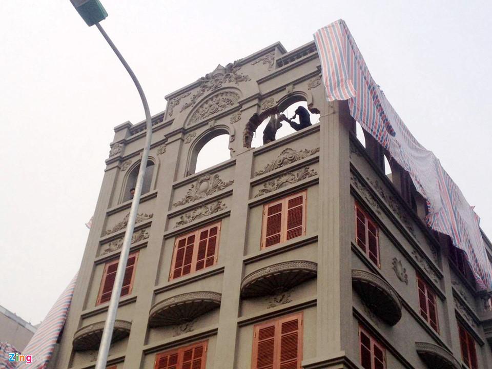Cận cảnh biệt thự sai phép của gia đình ông Nguyễn Thanh Hóa - Ảnh 11