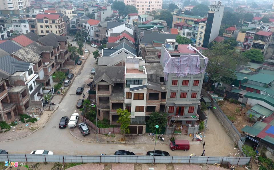 Cận cảnh biệt thự sai phép của gia đình ông Nguyễn Thanh Hóa - Ảnh 4